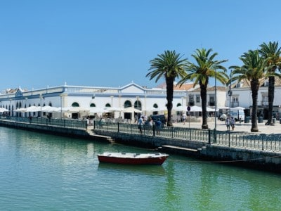 Tavira's waterfront market (Mercado Da Rebeira)