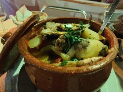 Tavira fish stew