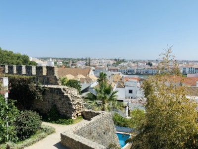 Views from Tavira castle