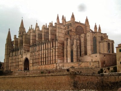 The Cathedral of Santa Maria of Palma – La Seu.